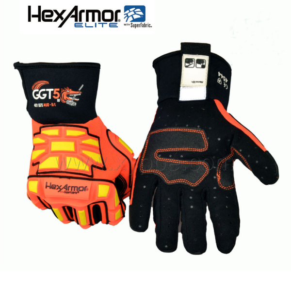 HEXARMOR Cut Resistant Anti-impact Oil and Gas Gloves