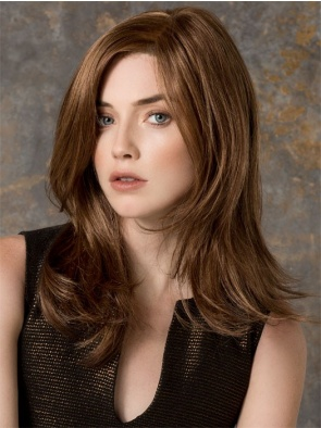 Style Long Monofilament Synthetic Wigs