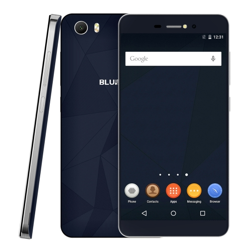 BLUBOO Picasso Smartphone 16GB, Network: 3G