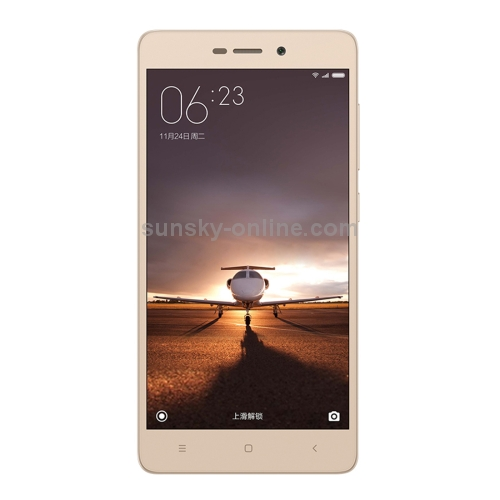 Xiaomi Redmi 3 16GB, Network: 4G