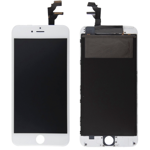 iPartsBuy 3 in 1 for iPhone 6 Plus (Original LCD + Original Frame + Original Touch Pad) Screen Digit