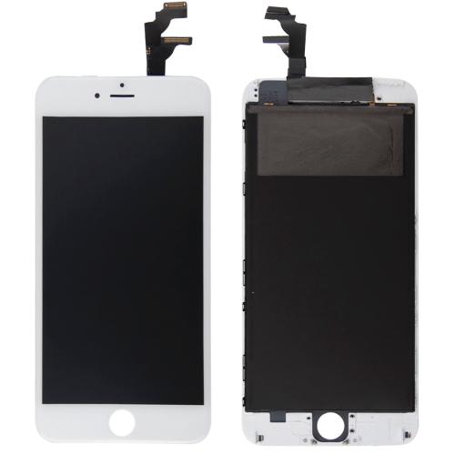 iPartsBuy 3 in 1 for iPhone 6 Plus (Original LCD + Original Frame + Original Touch Pad) Screen Digit