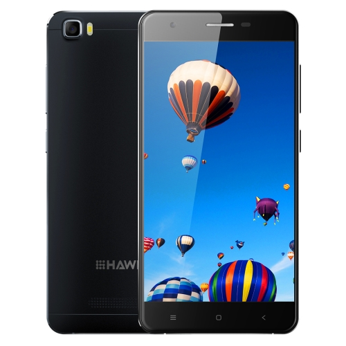 HAWEEL H1 8GB, Network: 3G,5.0 inch Android 5.1 MTK6580 Quad Core 1.2GHz, RAM: 1GB(Black)