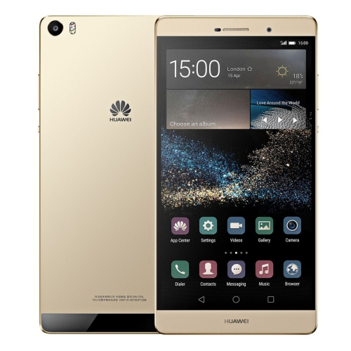 Huawei P8 max 32GB, Network: 4G,6.8 inch EMUI 3.1 Hisilicon Kirin 935 64bit Octa-core 1.5GHz 2.2GHz,