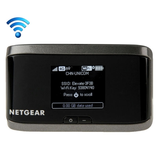 100Mbps Wireless Aircard 762S 4G WiFi Router Support LTE FDD 800/1800/2600MHz, Sign Random Delivery