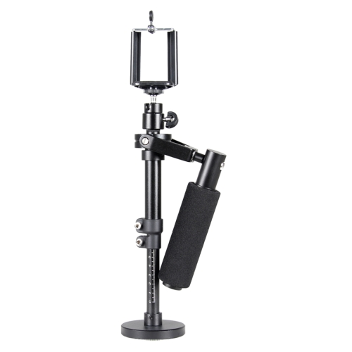 YELANGU s100 26-32cm Maximum Burden 0.5kg Handheld Stabilizer for Smartphone & GoPro Camera