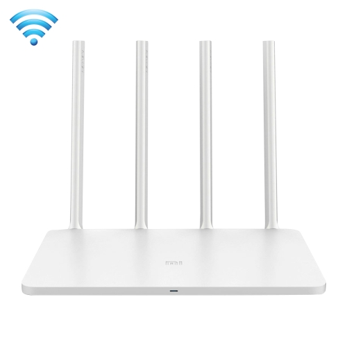 Original Xiaomi Mi WiFi Wireless Router 3C MIWIFI APP2.0 OS Dual ROM 16MB Flash + 64MB DDR2 2.4GHz 3
