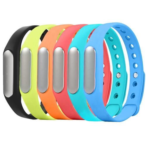 Original Xiaomi Mi Band Light-sensitive Version Bluetooth 4.0 IP67 Waterproof Smart Bracelet with He