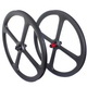 650B MTB Spoke Wheels∣Four Spoke Wheels∣30mm Width 40mm Depth∣Tubeless Hookless Compatible∣Carbon Fi