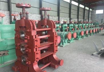 rolling mill stand