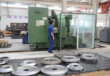 rolling mill manufacture process