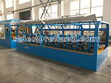 tube mills for straight seam automatic oil pipes and tubes