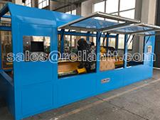 8. cold cutting saw machine