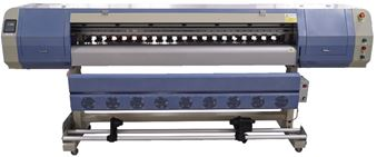 Outdoor Eco Solvent Printer