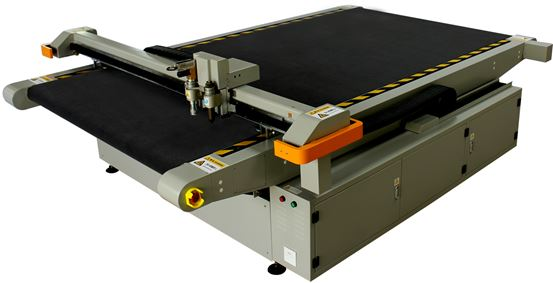 Flatbed Cutting Machine