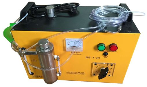 Fire Polishing Machine