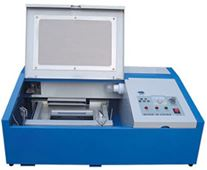 Laser Stamp Machine