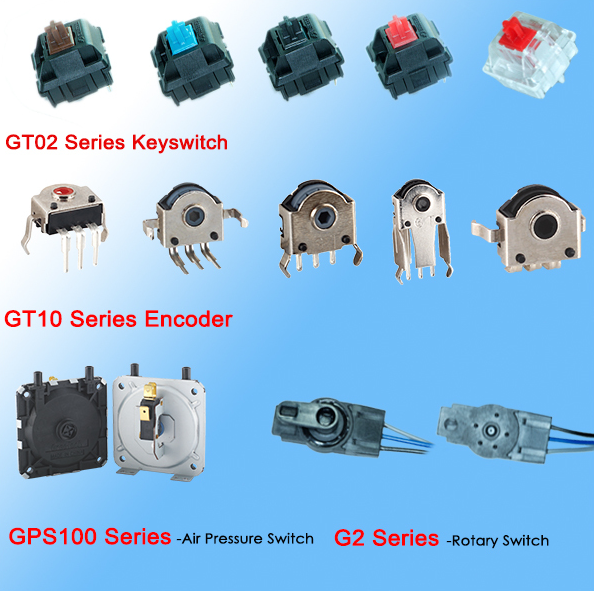 mechanical keyboard switch supplier China