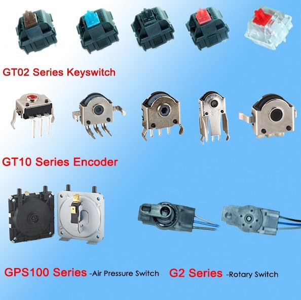 China micro switch supplier