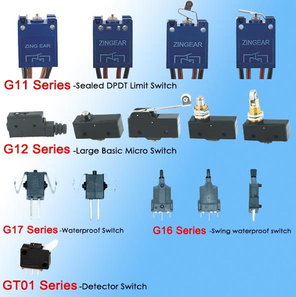 miniature snap action switch supplier