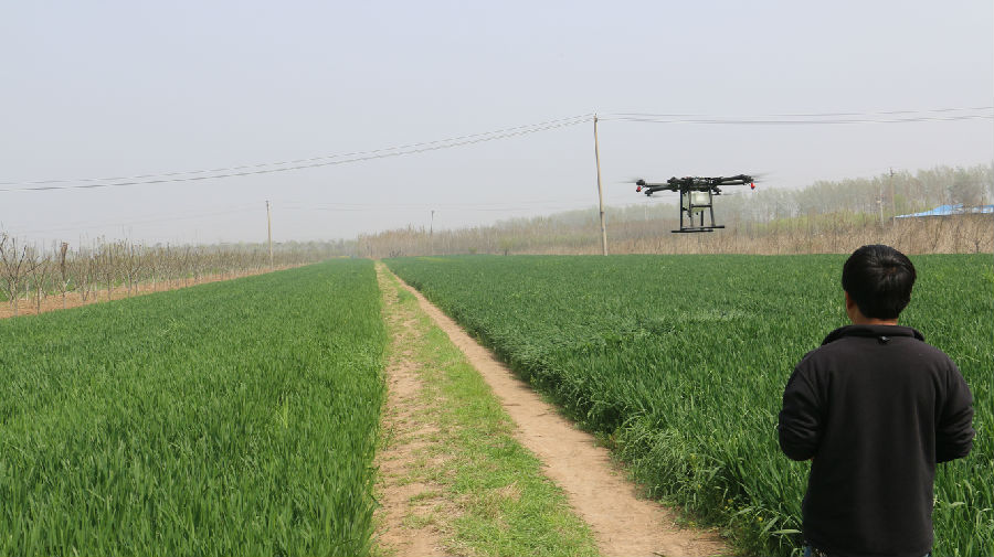 agricultural drone pestcide spraying13.JPG