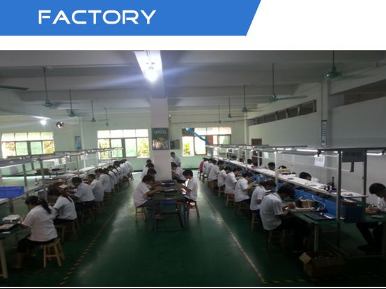 lumen led factory