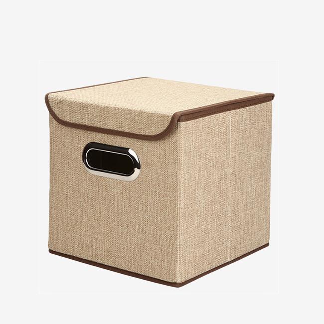 Linen cloth storage bin