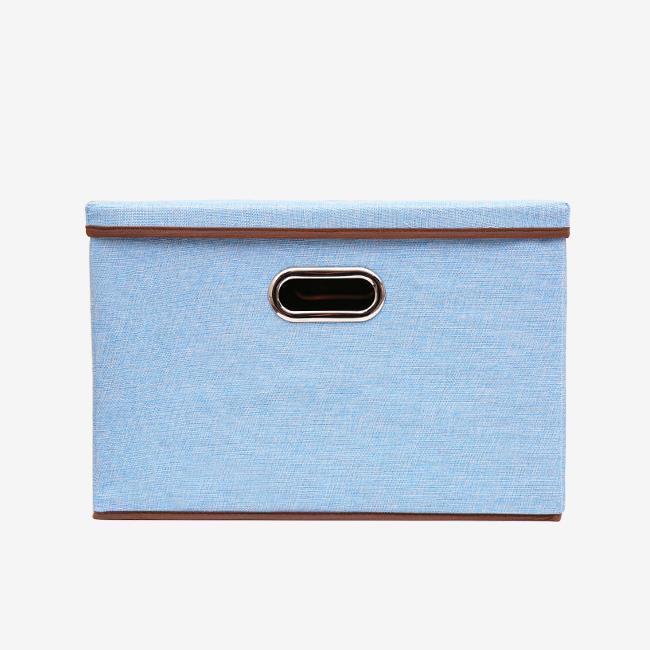 Linen cloth storage box