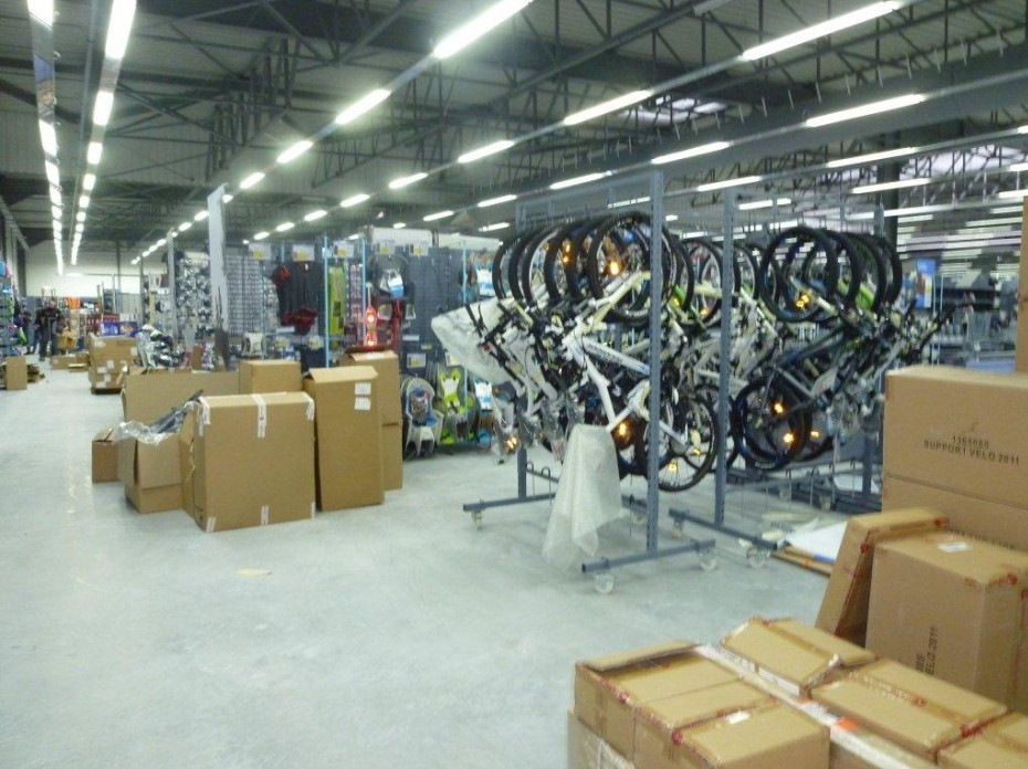 warehouse led retrofit