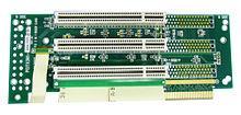 1U 1-slot PCI riser card.