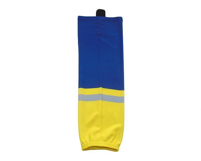 blue hockey socks. JPG