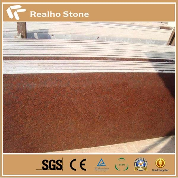 Polished Indian Imperial Red Granite Tiles Price