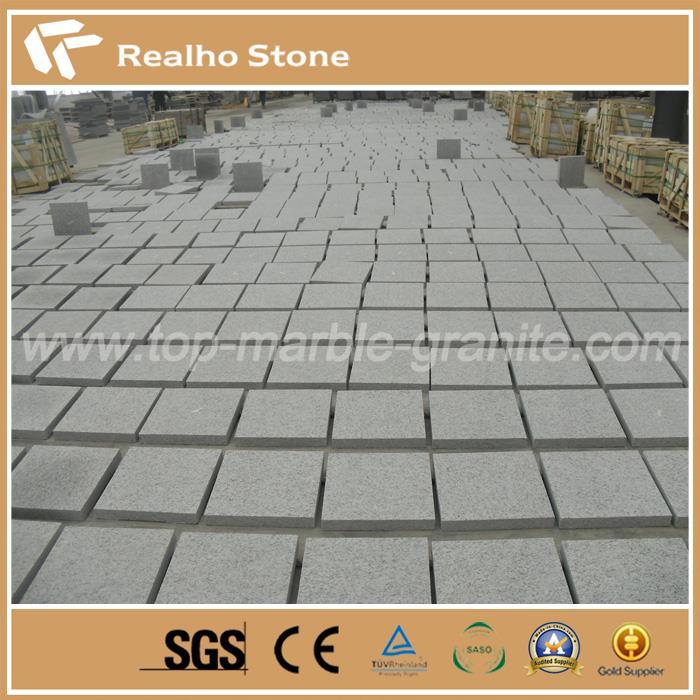 Cheap Shandong G365 Jade White Granite Floor Tiles