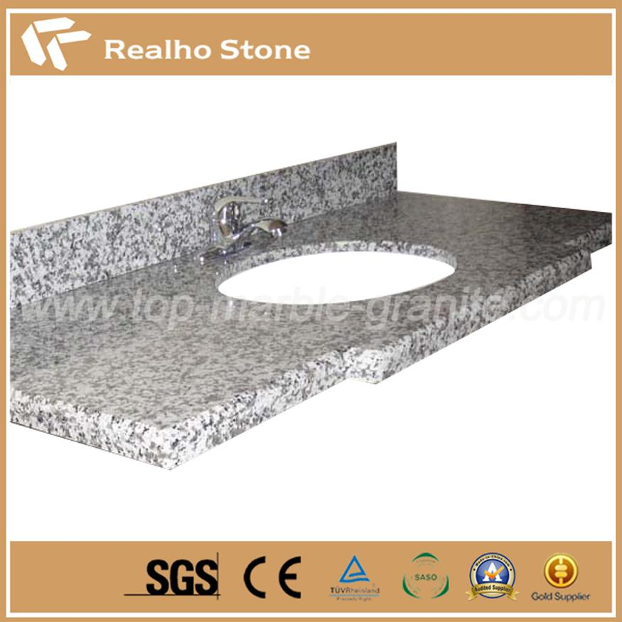 Chinese Granite G439/Big Flower White Countertops for Kitchen and Bathroom