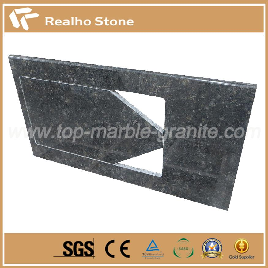 Chinese Butterfly Green Granite Countertops Pictures