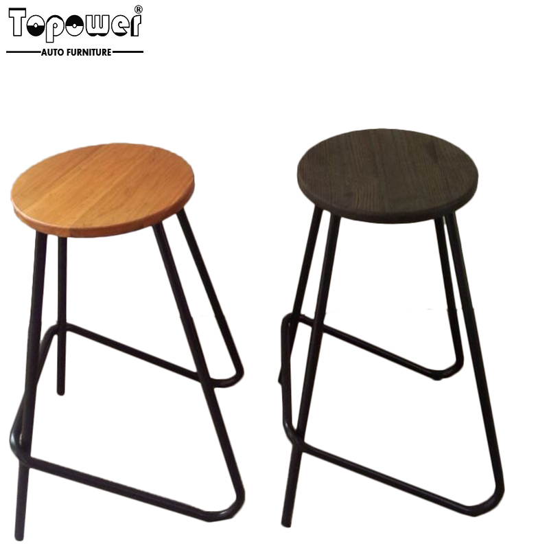 Cool contemporary commercial counter height wooden seat work and bar stools