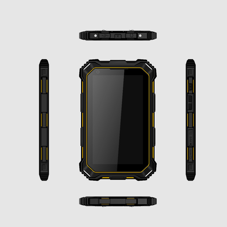 IP68 Rugged Tablet PC With NFC GPS Glonass