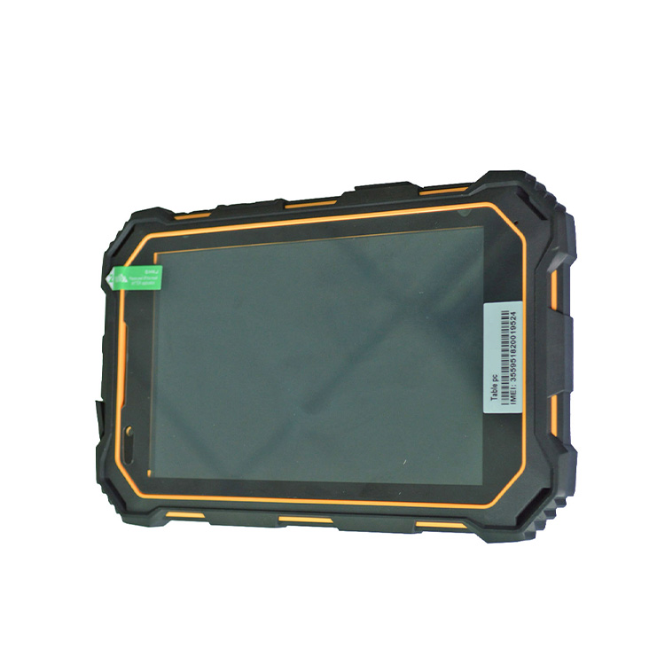 IP68 Rugged Tablet PC With NFC GPS Glonass