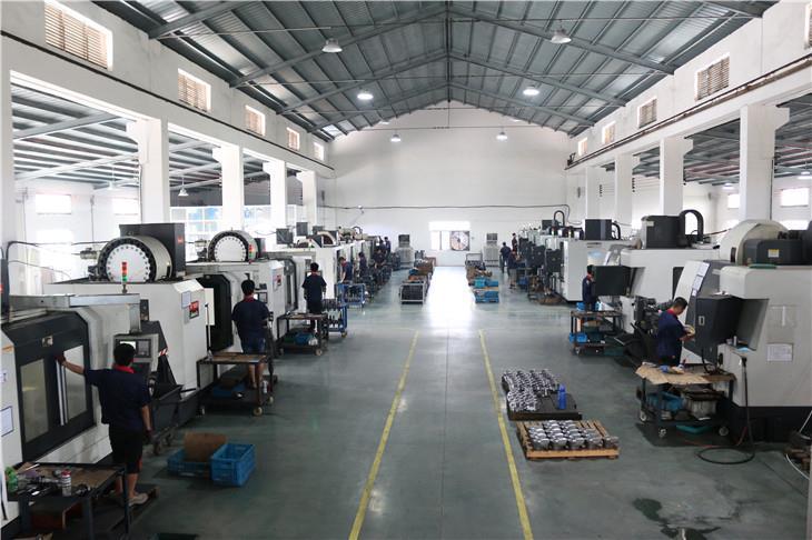 Tianhui CNC Center's Shop