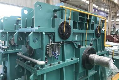 hot rolling mill speed increasing gearbox
