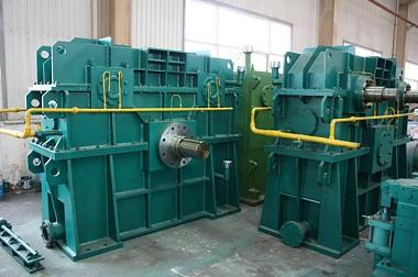 rolling mill speed increasing gearbox