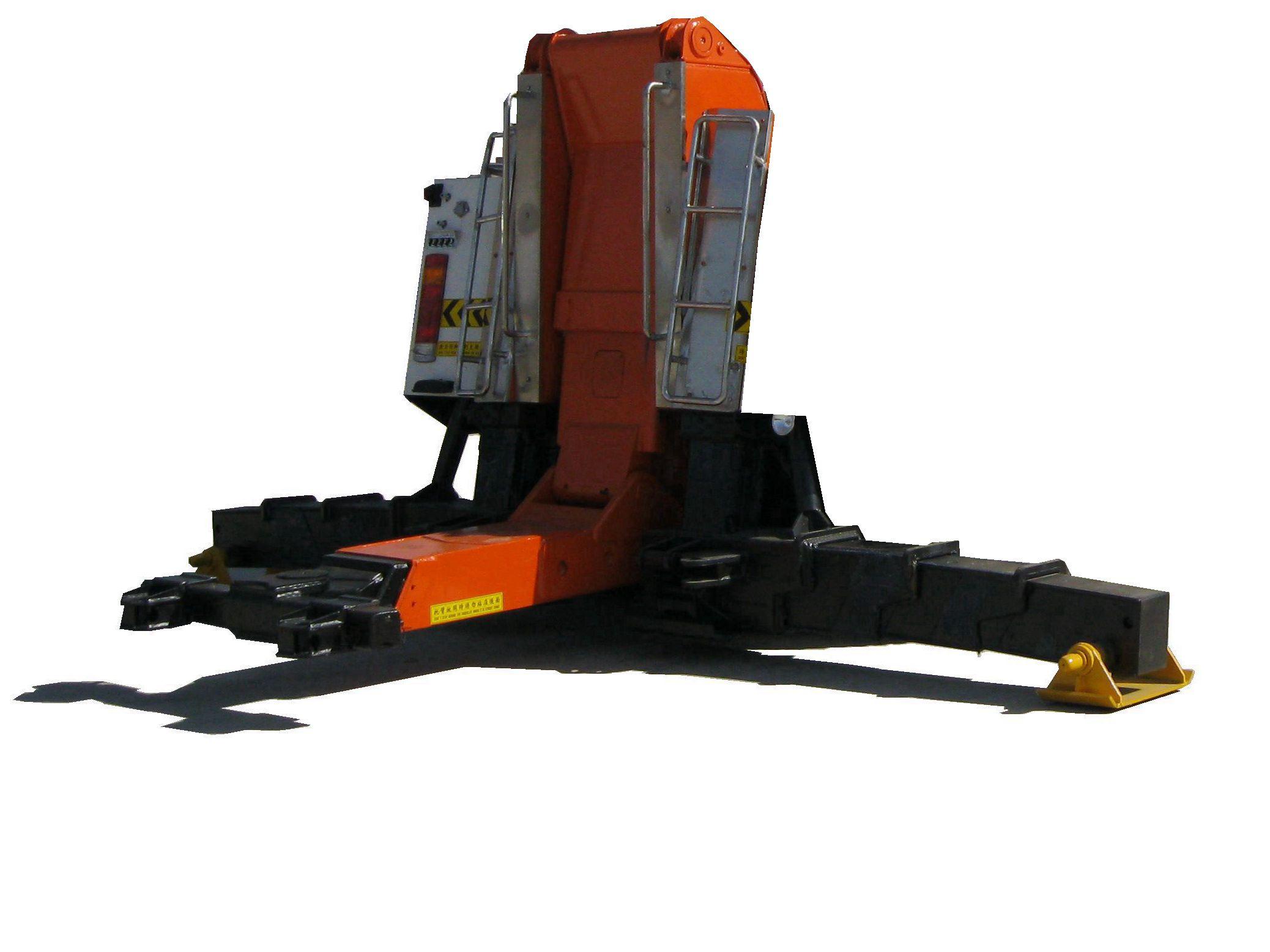 70 Ton Rotator Tow Truck Underlift