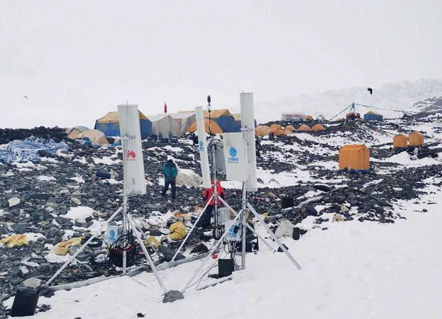 China Mobile Partners Huawei To Achieve 5G Coverage Of Mount Everest Synchronously To Open Optical Fiber Network