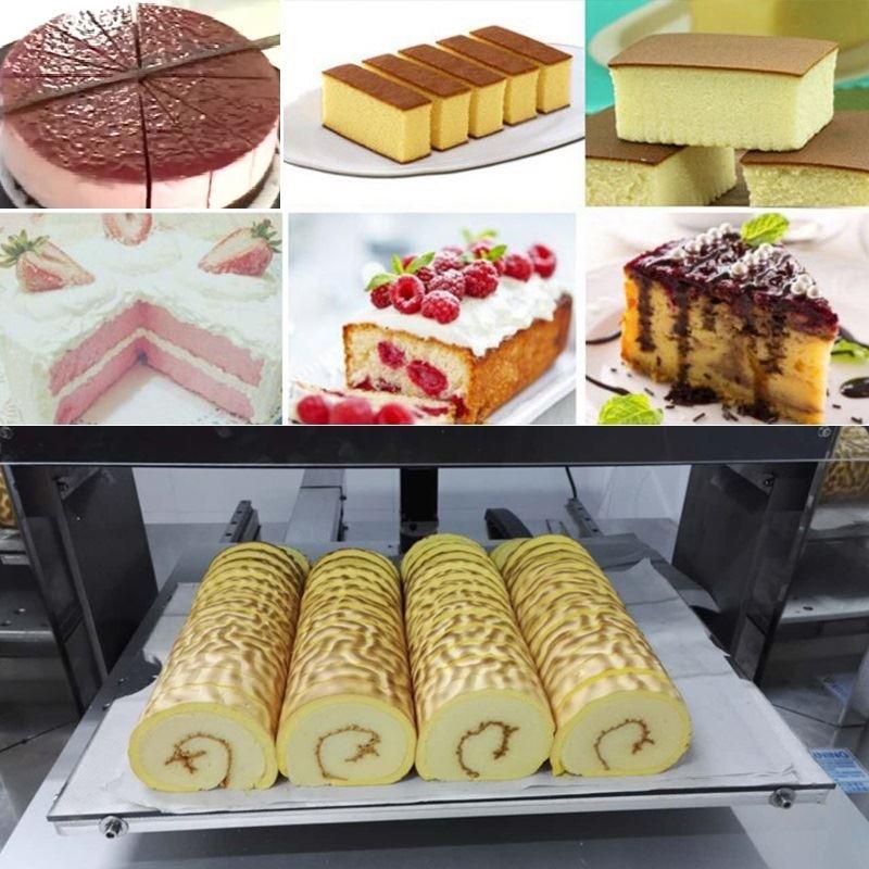 Automatic cake cutting machine (7)