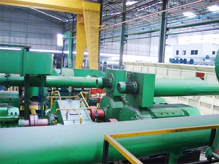 cold strip rolling mill machine