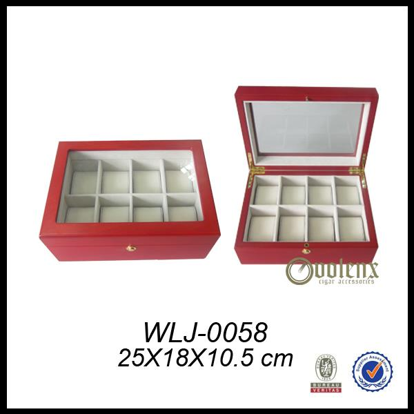 glass top watch box-1