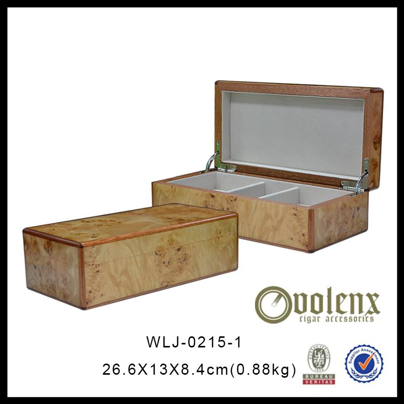 Wooden Jewelry Watch Box-1