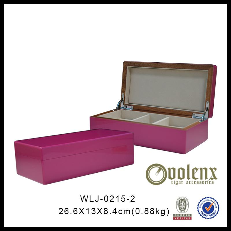 Wooden Jewelry Watch Box-2