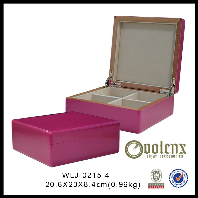 Wooden Jewelry Watch Box-4