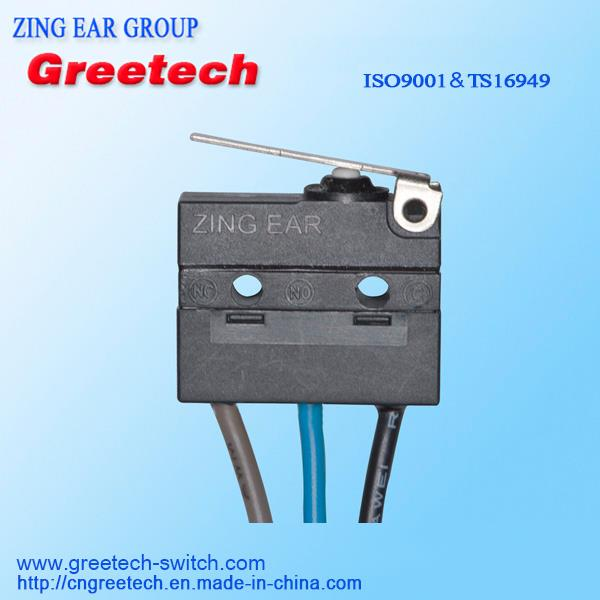 sealed micro switch